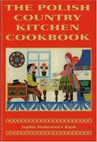 The Polish Country Kitchen Book