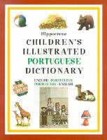 Hippocrene Children's Illustrated Portuguese Dictionary