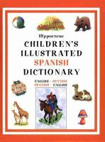 Children's Illustrated Spanish Dictionary
