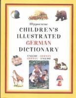 Hippocrene Children's Illustrated German Dictionary