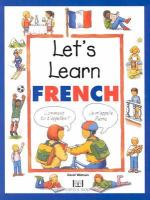 Let's Learn French
