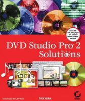 DVD Studio Pro2 Solutions