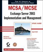 MCSA / MCSE
