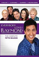 Everybody Loves Raymond, the Complete Fifth Season