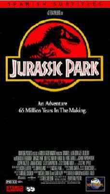 Cover image for Jurassic Park