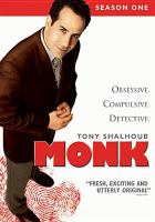Monk : [videorecording (DVD)] season one