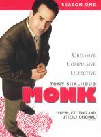 Monk, Season One