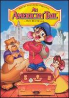 An American Tail(DVD,Animated)