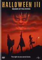 Halloween. III, Season of the witch