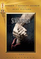 Schindler's list [videorecording (DVD)]