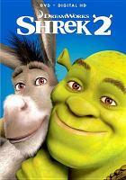 Shrek 2(Blu-ray,Mike Myers)