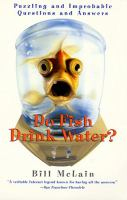 Do Fish Drink?