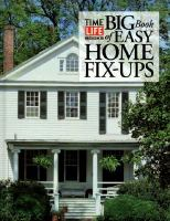 The Big Book of Easy Home Fix-ups