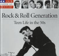 Rock & Roll Generation
