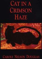 Cat in A Crimson Haze