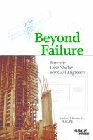 Beyond Failure