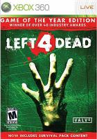 Left 4 dead [electronic resource (video game for Xbox 360)].