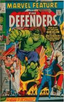 Image: Stan Lee Presents Essential the Defenders