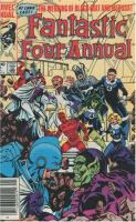 Fantastic Four Visionaries, Vol. 5