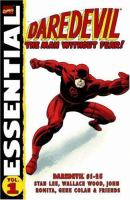 Image: Stan Lee Presents Essential Daredevil