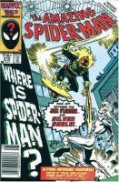 Spider-Man Vs. Silver Sable