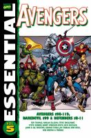 Essential Avengers