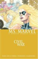 Civil War Ms. Marvel
