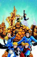 Fantastic Four Power Pack