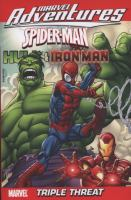 Spider-man, Hulk & Iron Man