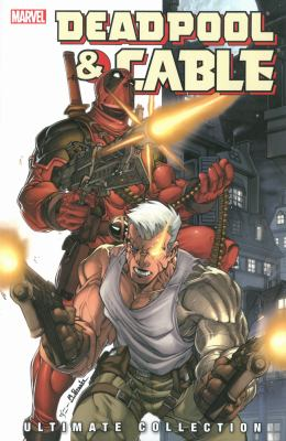 Deadpool & Cable book jacket