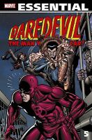 Daredevil, the man without fear!. Volume 5