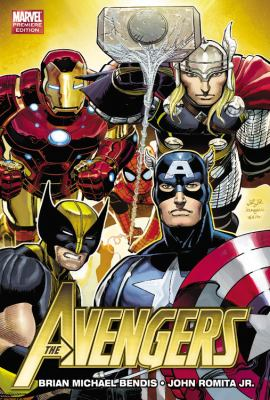 Avengers Cover: Iron Man, Thor, etc.