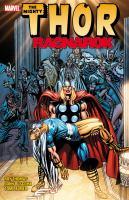The Mighty Thor. Ragnarok