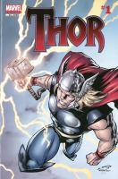Marvel Universe Thor Comic Reader