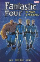 Fantastic Four by Waid & Wierengo