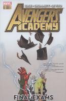 Avengers Academy. Final exams