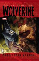 Wolverine in Sabretooth Reborn