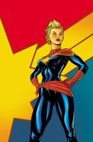 Captain Marvel. [Vol. 1], In pursuit of flight