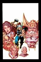 Essential the Mighty Thor