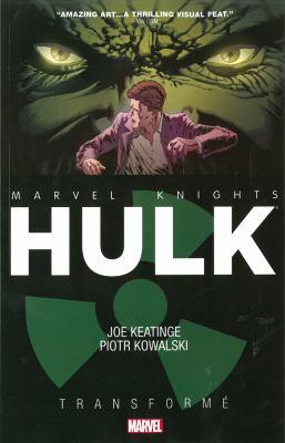 Cover Image: Marvel Knight Hulk