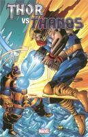 Thor Vs Thanos