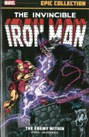 The Invincible Iron Man Epic Collection