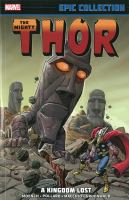 The Mighty Thor Epic Collection