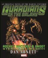 Guardians of the Galaxy, Rocket Raccoon & Groot