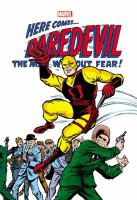 Marvel Masterworks: Daredevil Volume 1