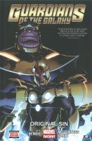 Cover of Guardians of the Galaxy