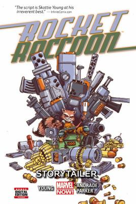 Cover image for Rocket Raccoon, [vol.] 02