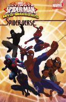 Marvel Ultimate Spider-man Web-warriors