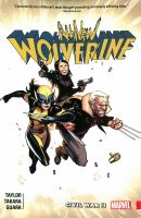 All-new Wolverine, [vol.] 02