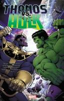 Thanos Vs. Hulk